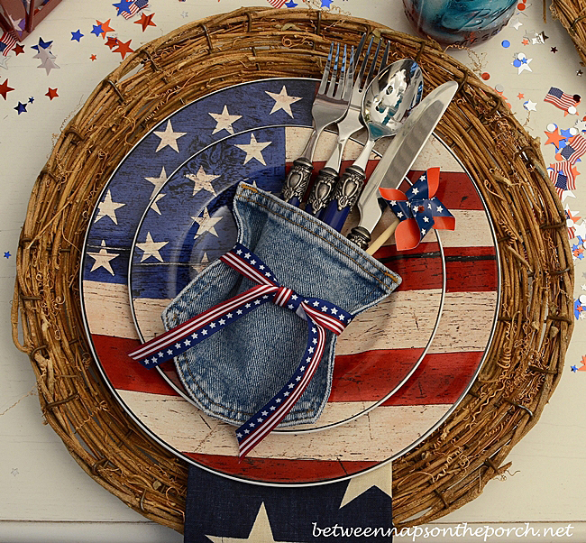 Summer style tips recipes for memorial day for Table insert th