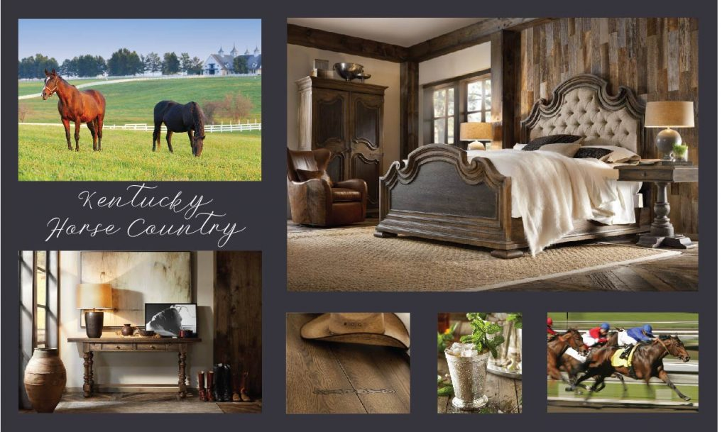 Kentucky Horse Country: Rustic Elegant Decor