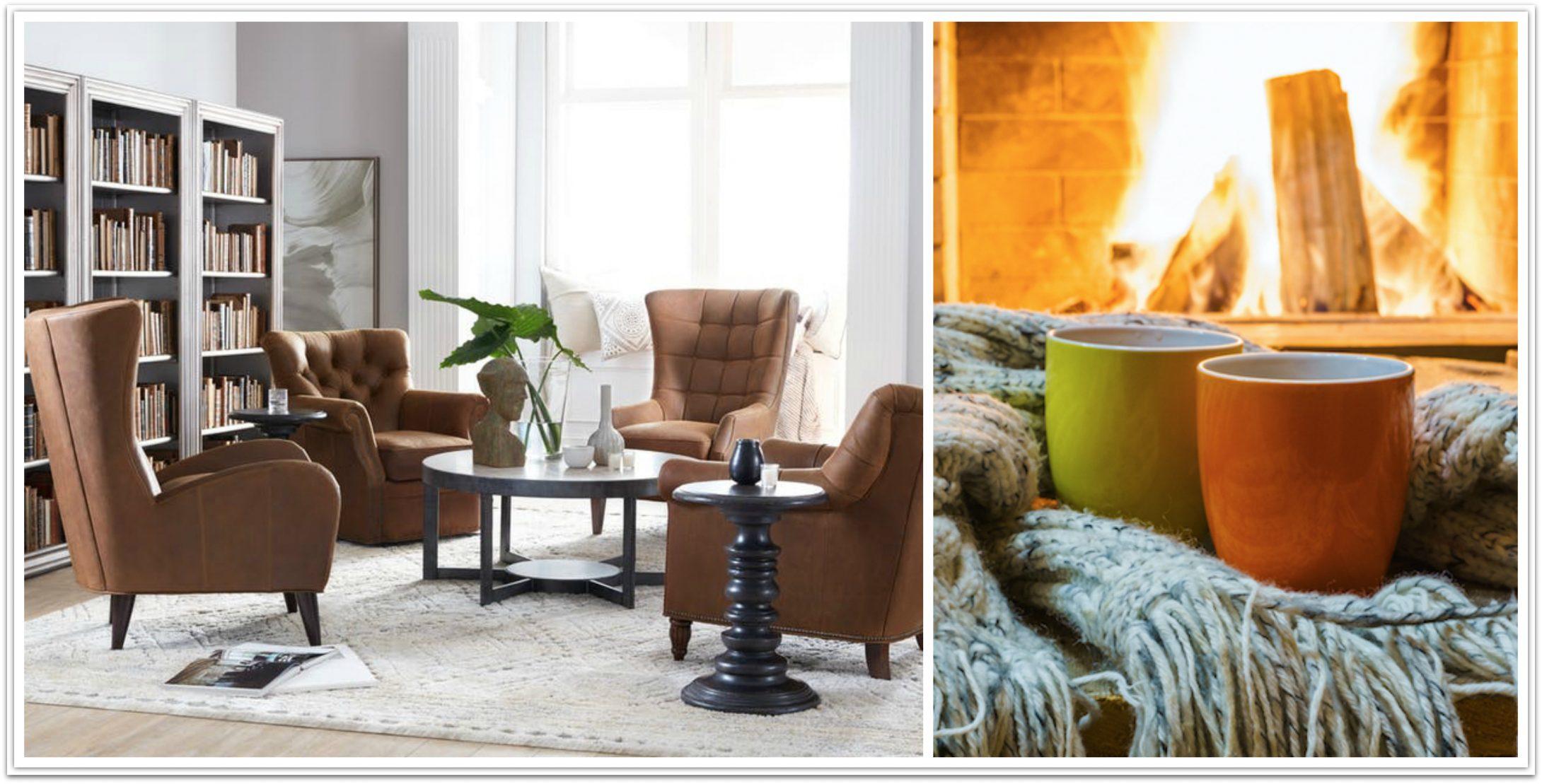 8 modi per trovare comfort a casa